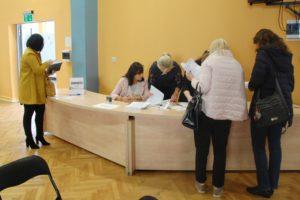 Rejestracja na spotkaniu